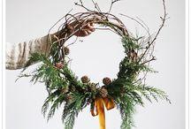 Wreaths  / by Mariann Komlosi