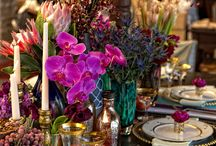 Tablescapes / by Romy Morgan