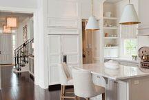 Kitchens ~ dk hardwoods / by Liesl Leman