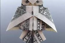 Art: Origami Money / by Holly Roth