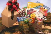 Armed Forces Care Packages / by Hanny's Gift Gallery
