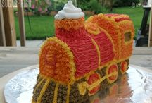 train cakes / by Wesley Rudder