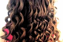 hair and makeup / by Leslee Engh
