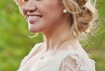 Wedding hair / by Adrienne Scharf