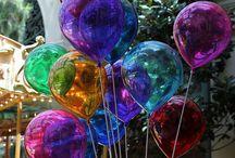 Balloons / by Nancy Pate