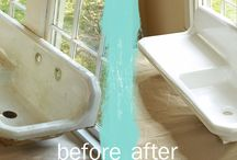 Remodel / remodel - renovate - old house - ideas and tips - historic preservation / by Jen Kemzuro