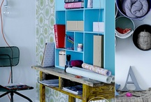 Home - Office/Studio / by Melissa Souliere