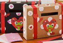 Valentine <3 / by Ben Franklin Crafts New Albany