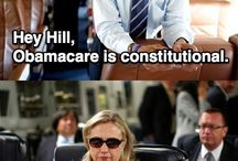 Scotus - Obamacare - Healthjustice / by Beth Kanter
