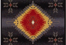 Southwestern Quilts, Blankets, Pillows, Woven Rugs/Wall Hangings / by Deanna Woolsey