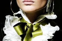 Lime and black ~ / by Karen Phillips