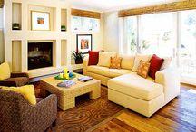 Living room idess / by Tara Sayles