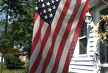 OLD GLORY / by Patricia Cook