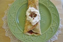 Crepes / by Nancy Young