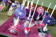 Party: Monster High Party  / by Heather Neuman