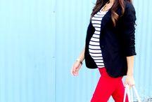 Maternity wear / by Jackie Barrett