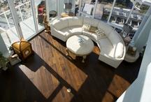 Prepare to be FLOORED / #Flooring #Floor Designs,  #Wood #Tile #Concrete #Vinyl #Carpet #Outdoor Paving  / by Terri Davis Art + Design