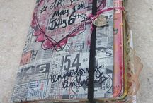 Art journaling / by Paula Prieto