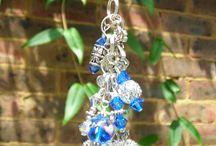 jewellery & handbag charms / by Jan Buckley