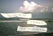 Words of Wisdom / by Erin