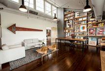 Interiors // Studio / by Grain Edit
