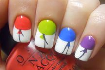 nail design  / by Mandi Williams