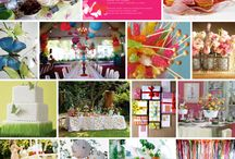 Party Ideas / by Kim Hartmann