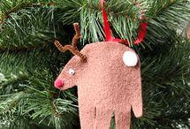 Christmas preschool / by Tina Roe