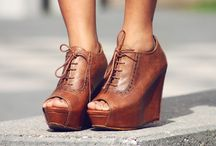 Shoes  / by Victoria Trifonova