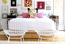 Bedrooms / by Conni Cross