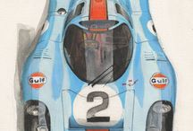 Porsche Motorsport / by Jose Manuel Buenrostro Ortega