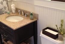 Bathroom Reno / by Michelle Sprenkle