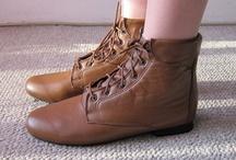 best foot forward / by Sarah Higley