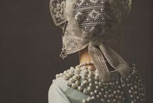 Folk Fashion / by Sparrow Vintage