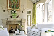 Living Rooms & Misc rooms  / by Lizz Morgan