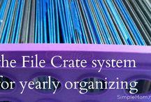 Organizing / by Kathleen Quiring