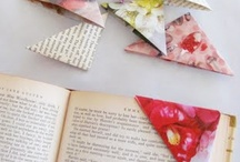 Lesezeichen,Envelopes,CD-Hüllen... / by E Sunny