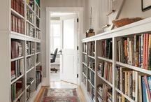 Home: Library and Shelving / by Karissa Greathouse