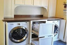 laundry room / by Kirsten Becker