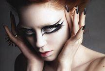 Makeup art! / by Nikki Tucker Breen