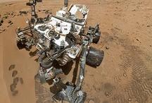 Mars Science Lab (Curiosity) / by Zane Rapiñan
