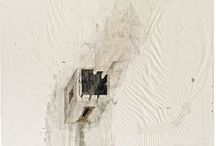 Art- Architectural drawings , models / by Daniel Blignaut