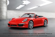 Porsches / Everything Porsche  / by Dave Malby