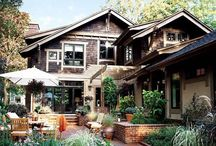 Craftsman style homes / by Jeff Harvey