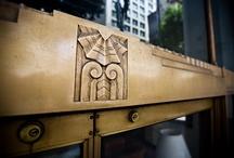 Art Deco Elements / by Andrew Hazlett
