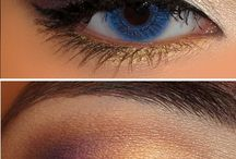 makeup ideas / by Dawn Davis