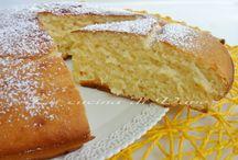 Torte e ciambelle / by Pia Turturo