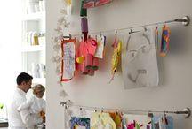 Taller de Pintura para niños / by Mara Gutierrez