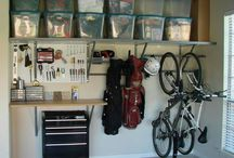 Home Organization / by Heather