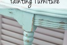 DIY and ideas: Furniture / DIY furniture / by Jasmin Pape